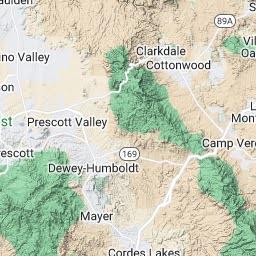 Unit 6a Arizona Map.Hunters Database Arizona S Unit 6a